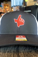 Stag GameDay Richardson 225 Black/White Texas Hand