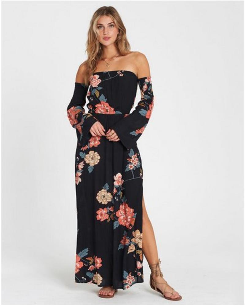 billabong crystal flower dress - mimi   red inc c2e05604b
