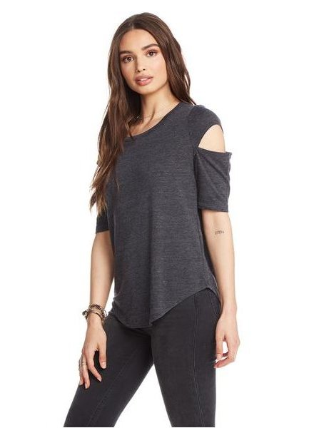 vented elbow tee