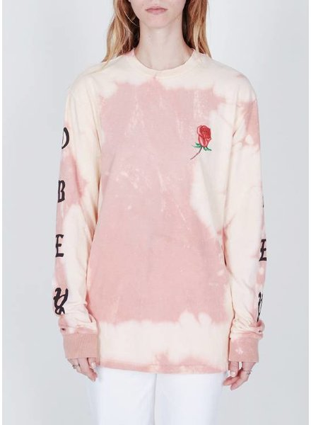 obey slauson rose long sleve