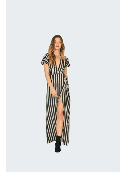 amuse society fit to be tied dress