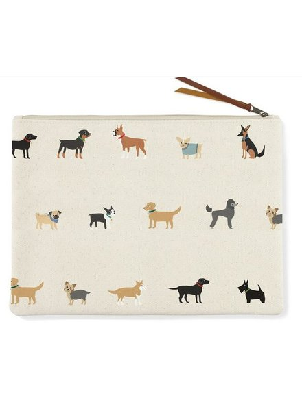 fringe studio happy breeds pouch