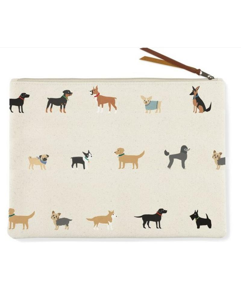 fringe studio fringe happy breeds pouch