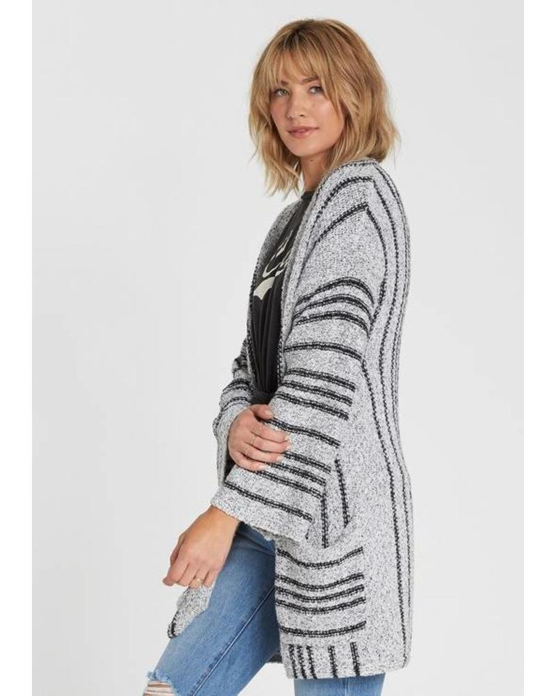 billabong billabong good times cardigan