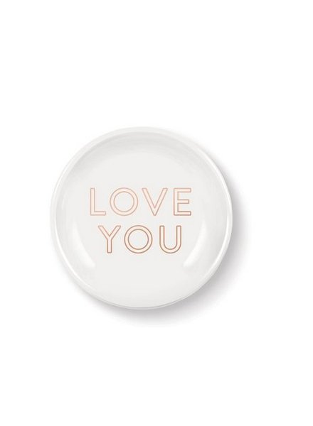 fringe studio love you mini tray