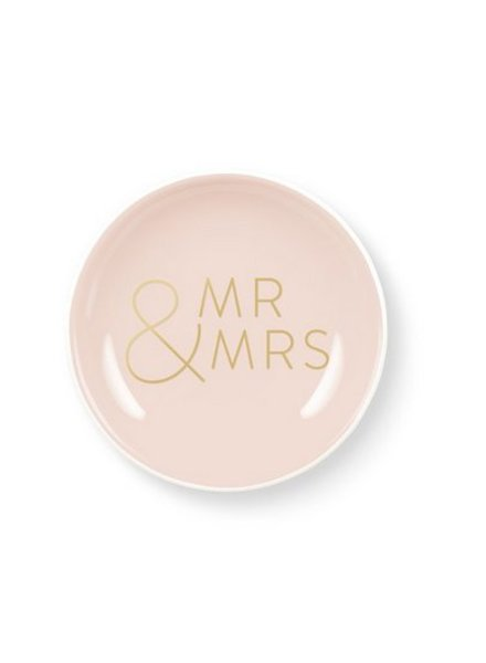fringe studio mr & mrs mini tray