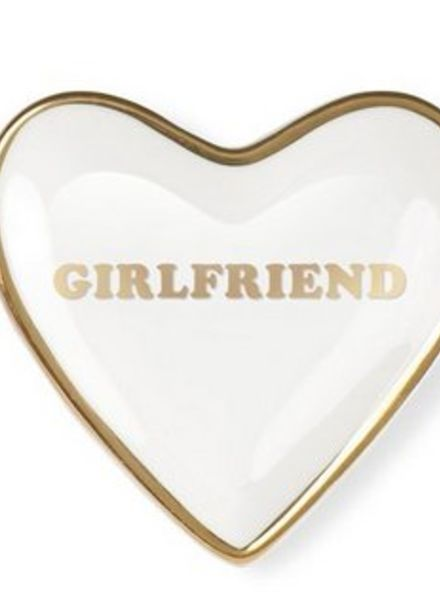 fringe studio girlfriend mini heart tray