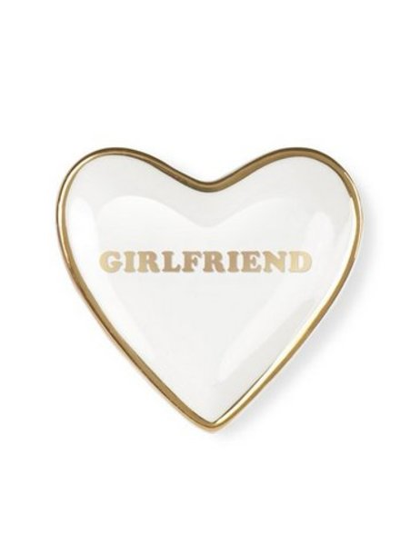 fringe studio girlfriend mini heart tray