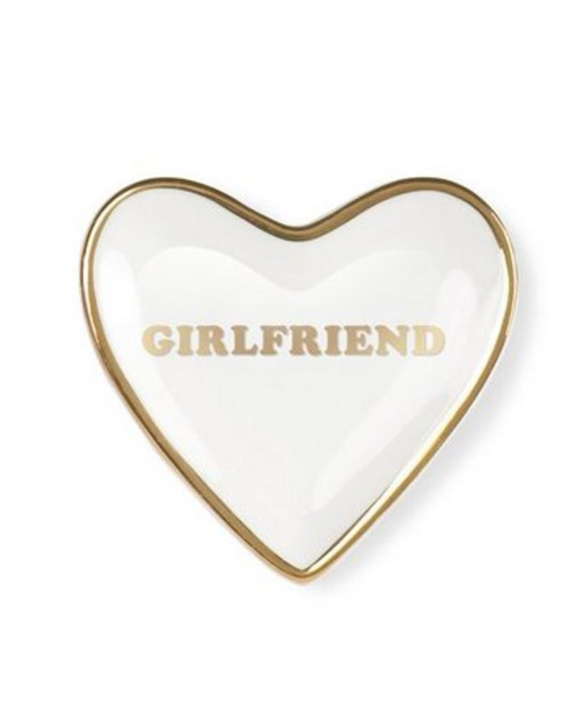 fringe studio fringe girlfriend mini heart tray
