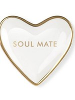 fringe studio soul mate mini heart tray