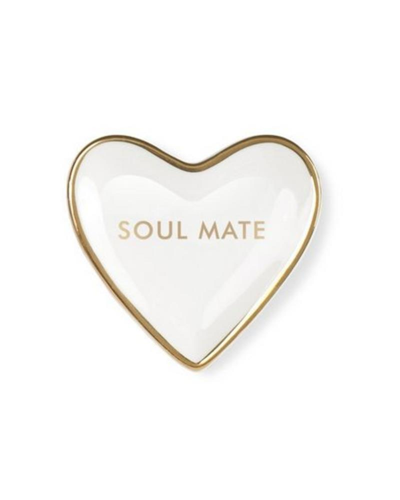 fringe studio fringe soul mate mini heart tray