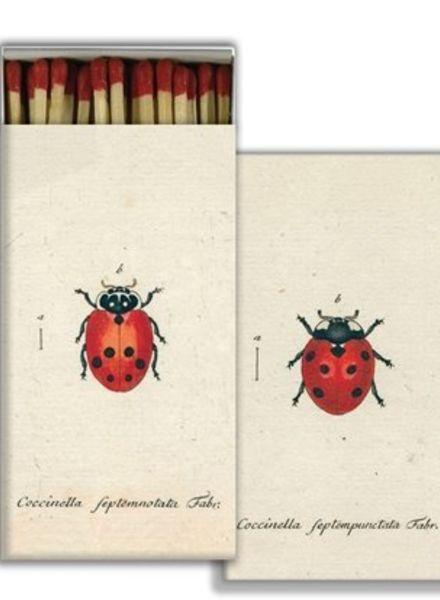 homart lady bug matches