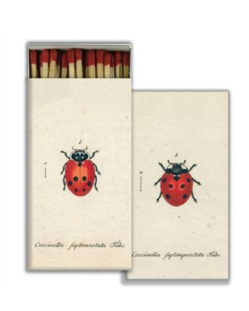 homart homart lady bug matches