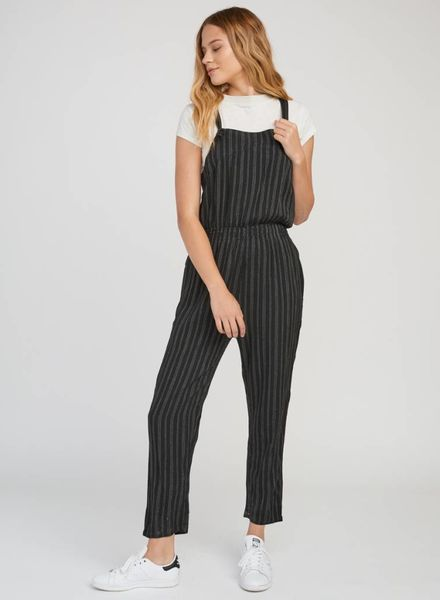 RVCA split jumpsuit