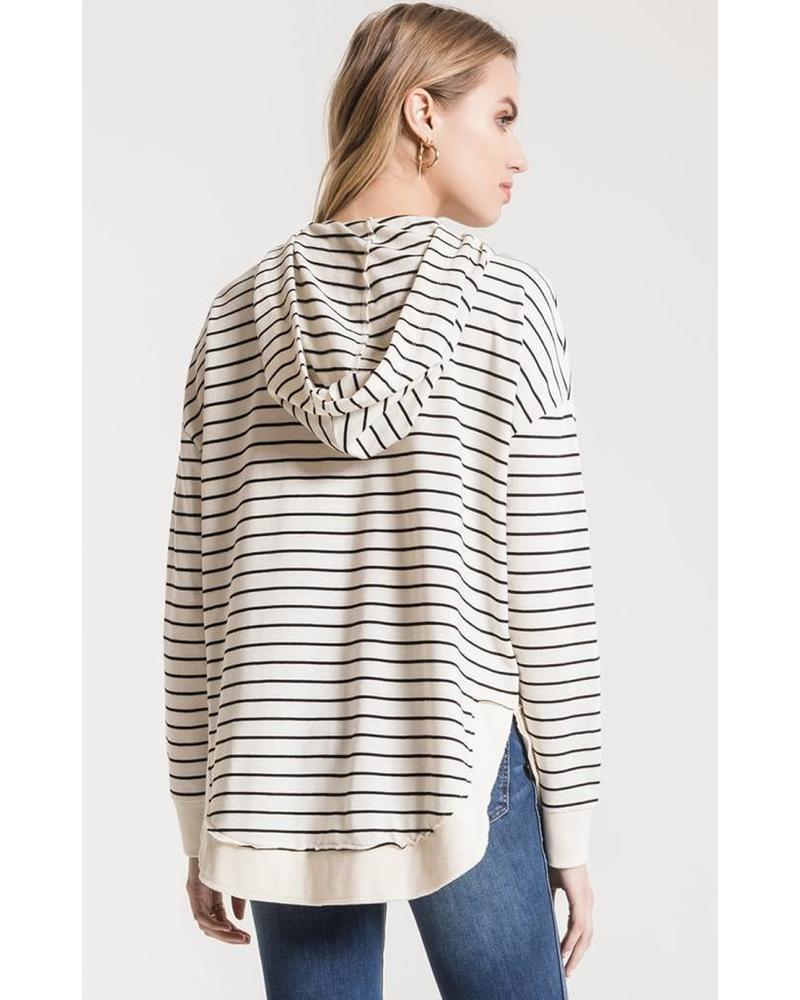 z supply z supply striped dakota pullover
