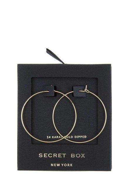 secret box 300 earrings