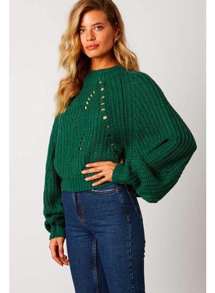 cotton candy la tita sweater