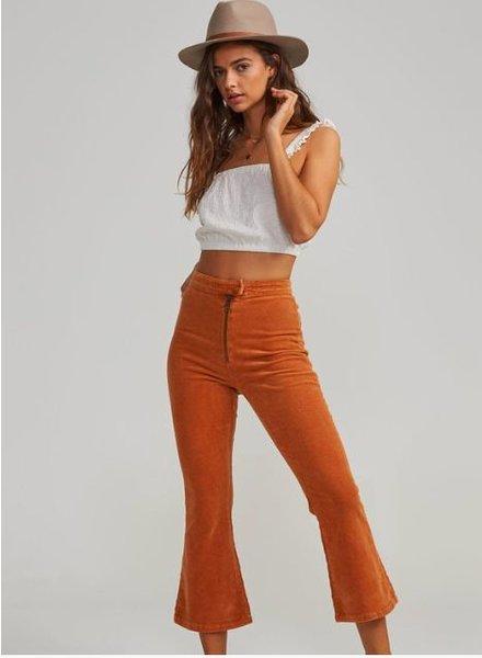 billabong road flare pants