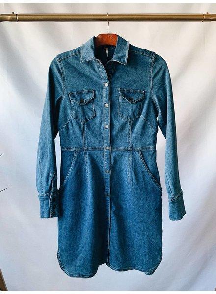 free people dynomite dress