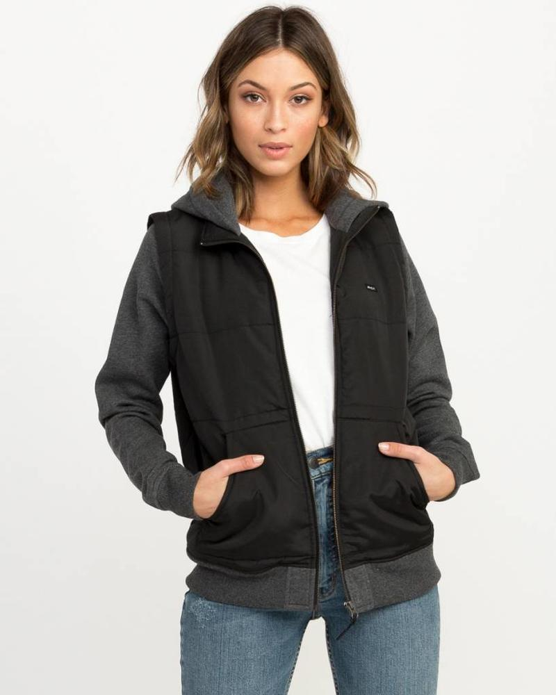 RVCA rvca eternal fleece jacket