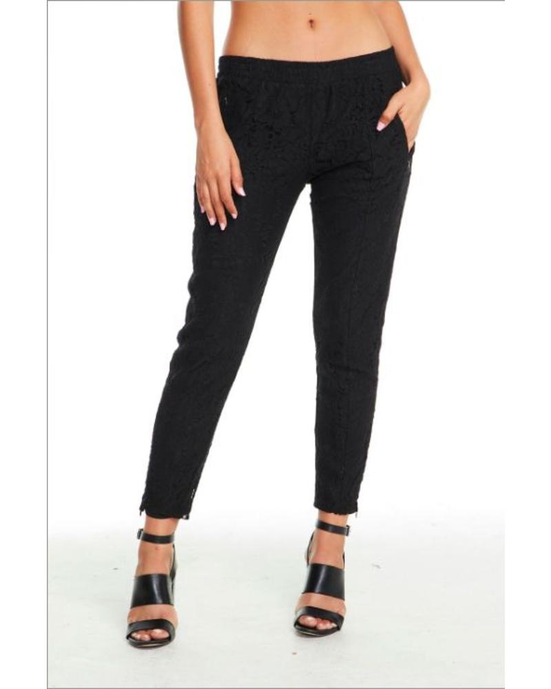 chaser chaser lace trouser