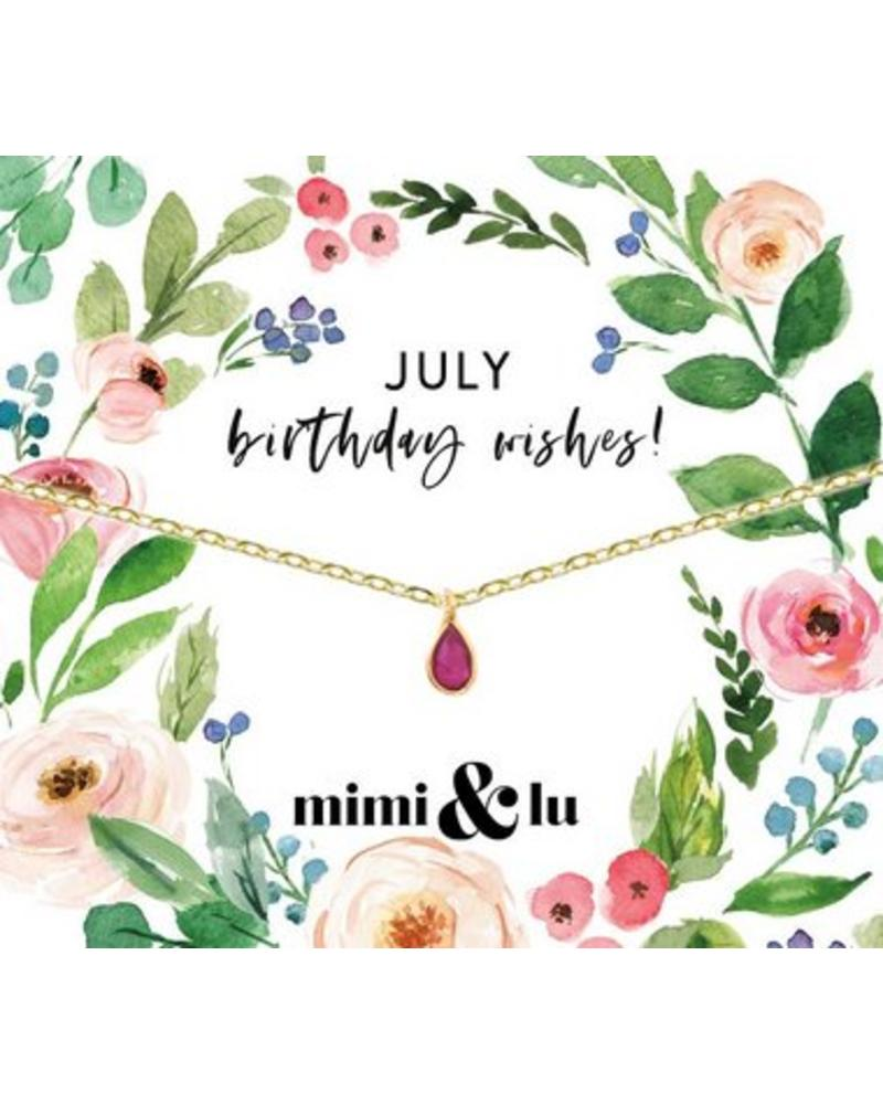 mimi & lu mimi & lu eloise necklace