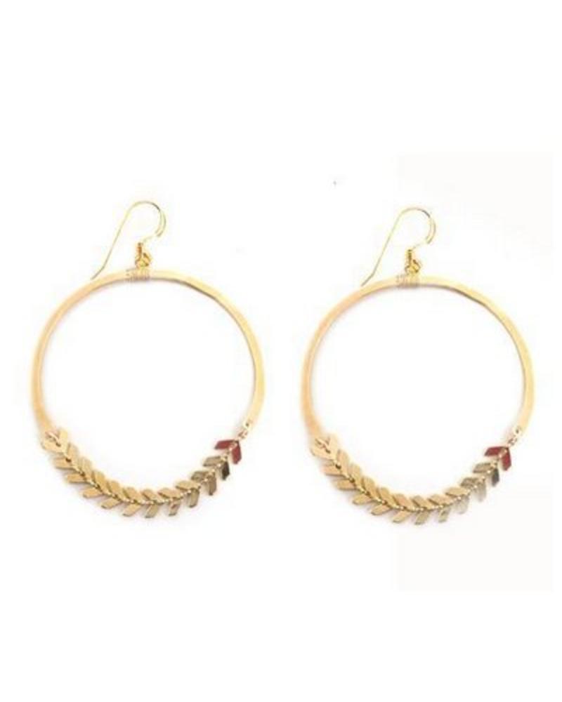 mimi & lu mimi & lu athena earrings