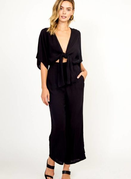 olivaceous michael jumpsuit