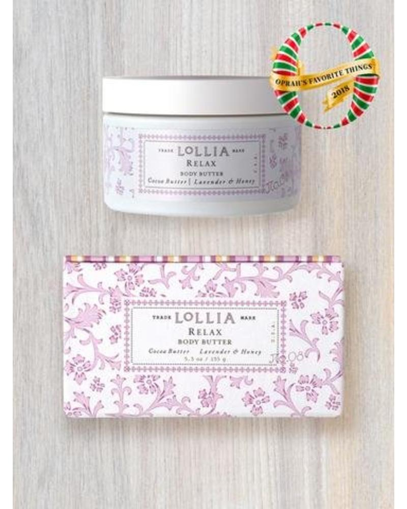 lollia lollia relax whipped body butter