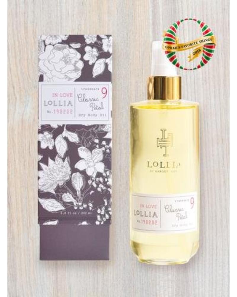 lollia lollia in love dry body oil