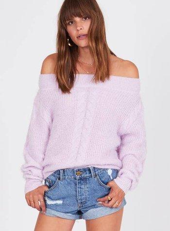 amuse society miraflores sweater