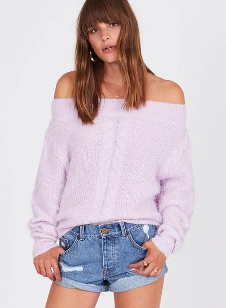 amuse society miraflores sweater