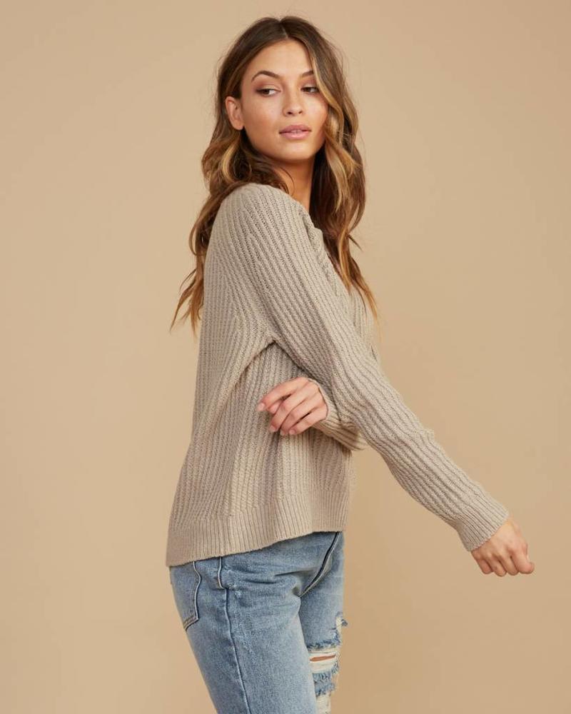 RVCA rvca case sweater