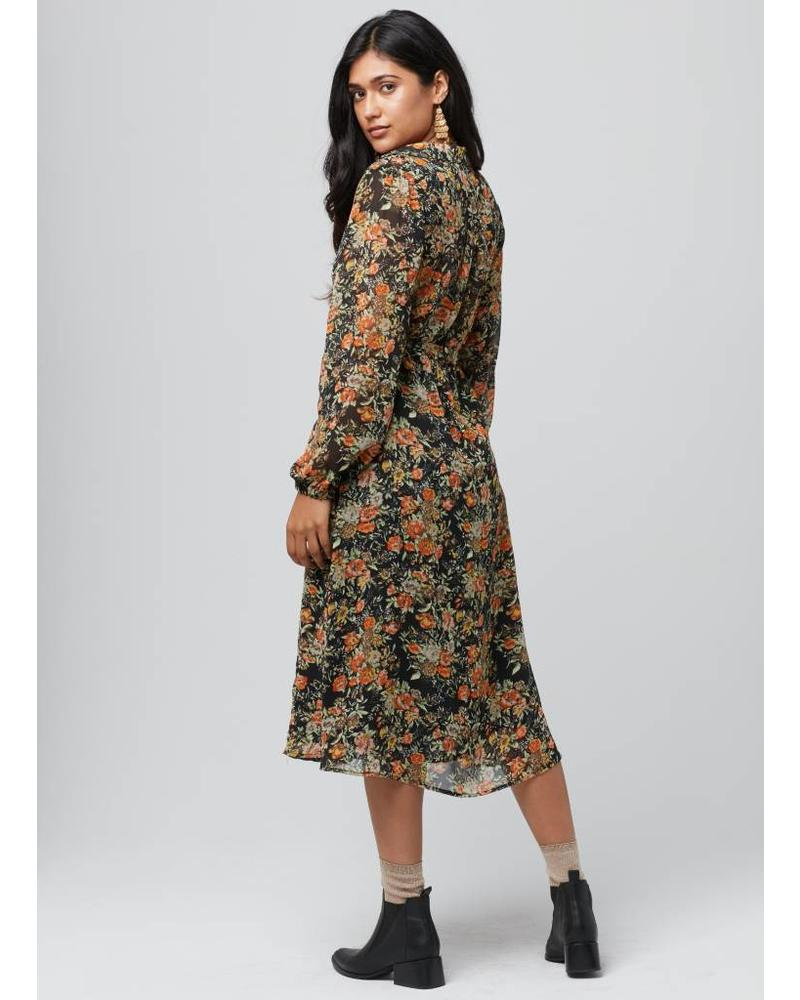 knot sisters knot sisters allison dress