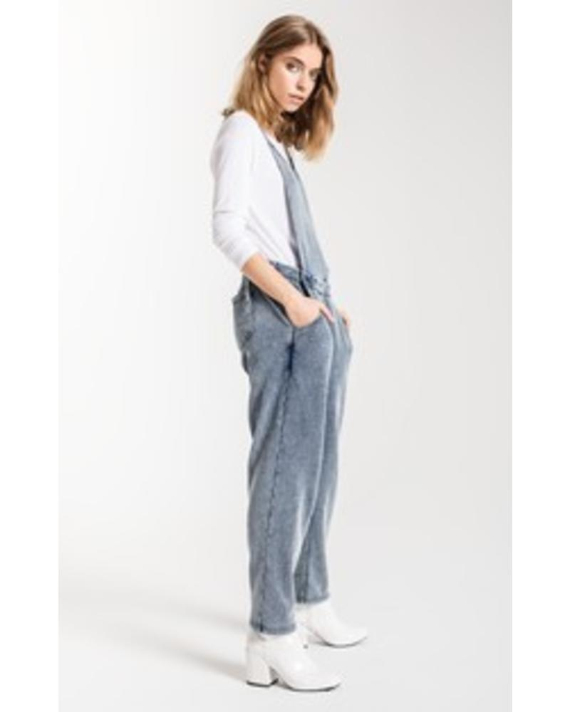 z supply z supply knit denim overall