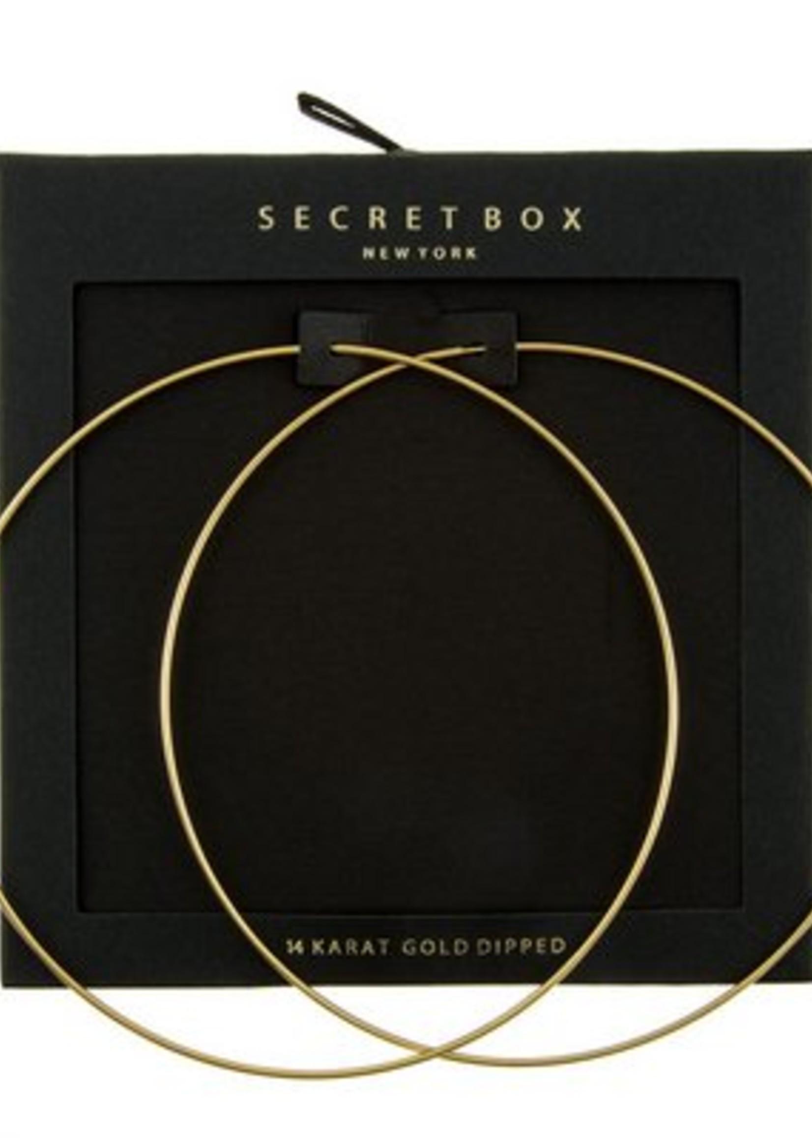 secret box 10301 earrings