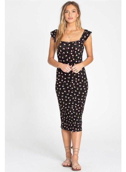 billabong share love dress