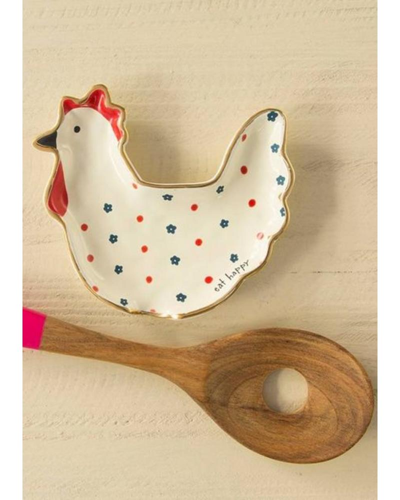 natural life natural life chicken spoon rest