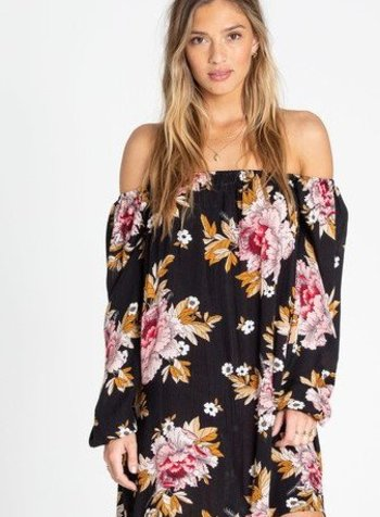 billabong spring forward dress