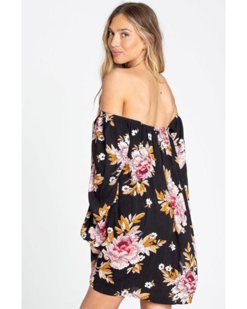 billabong billabong spring forward dress