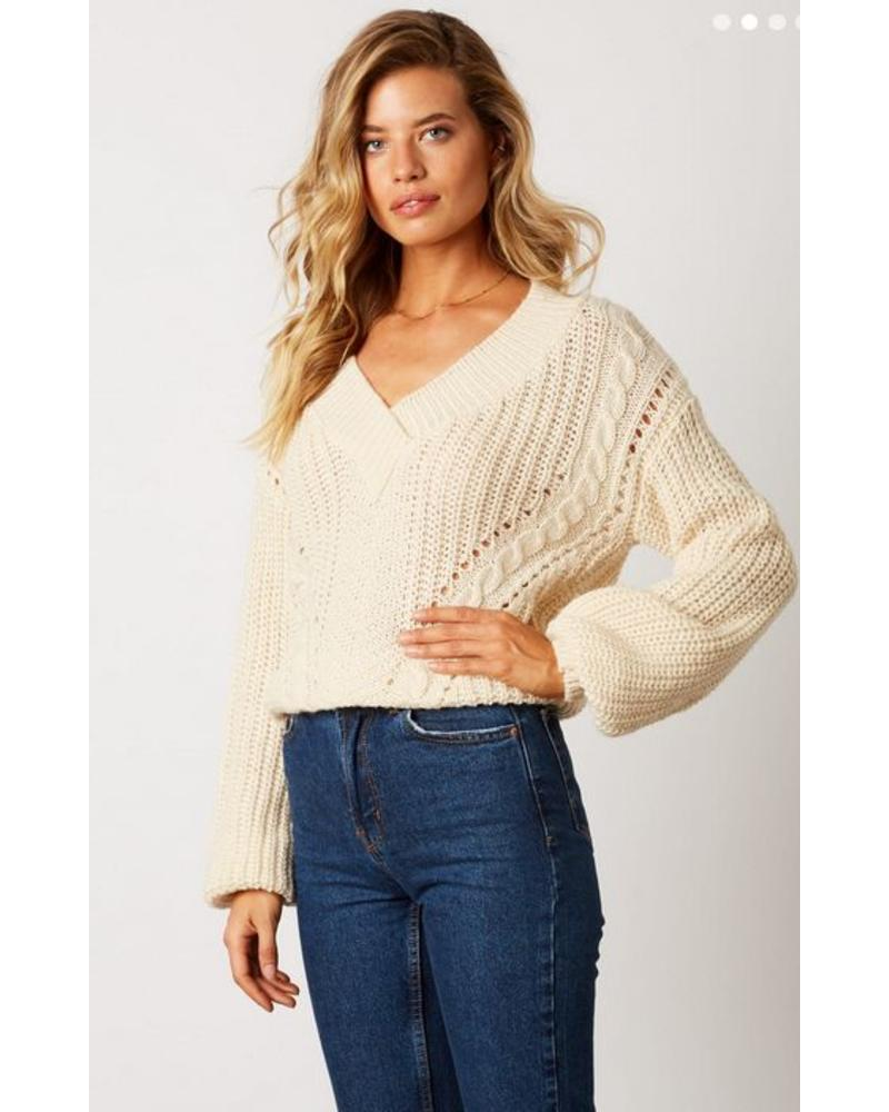 cotton candy cotton candy jenny sweater