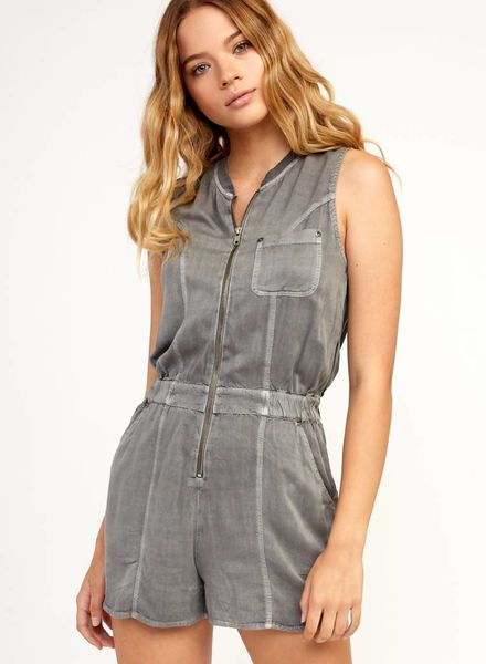 RVCA hitched romper