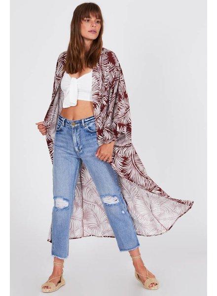amuse society tropicana kimono