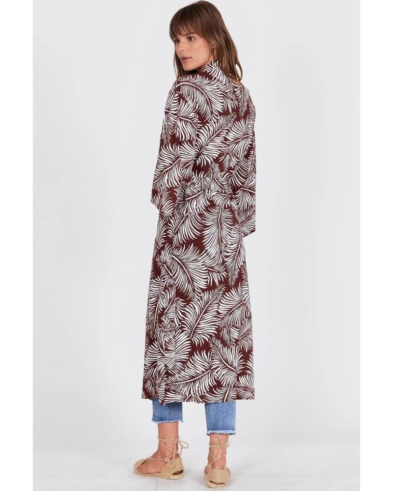 amuse society amuse society tropicana kimono