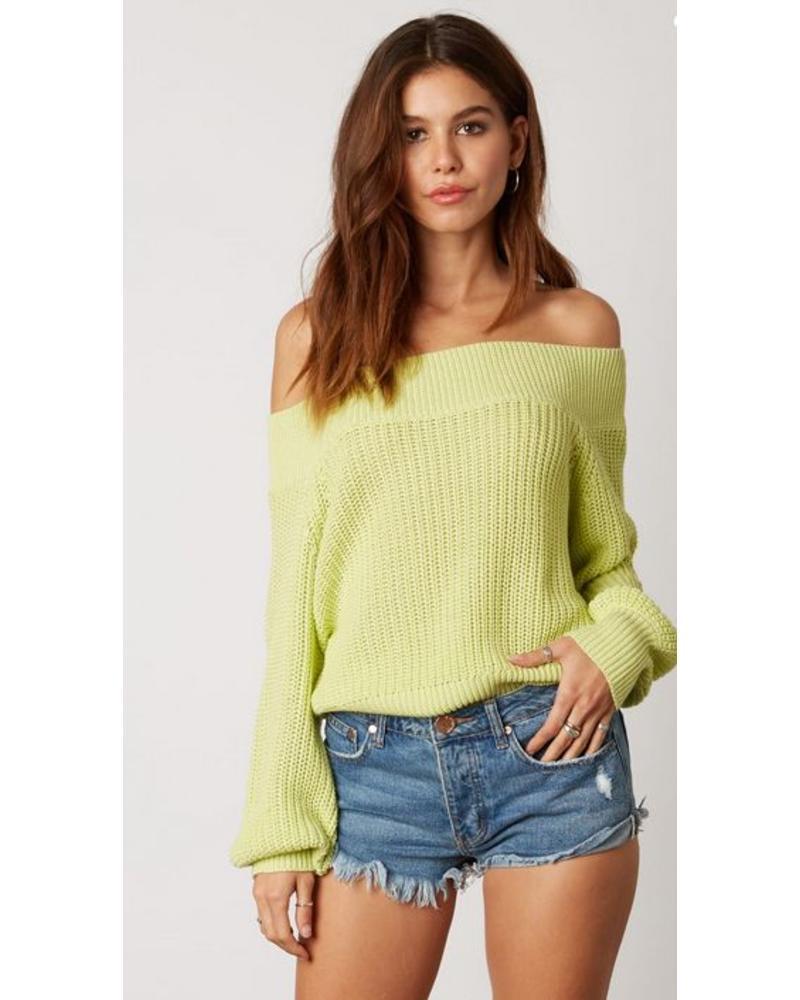 cotton candy cotton candy jacqueline sweater