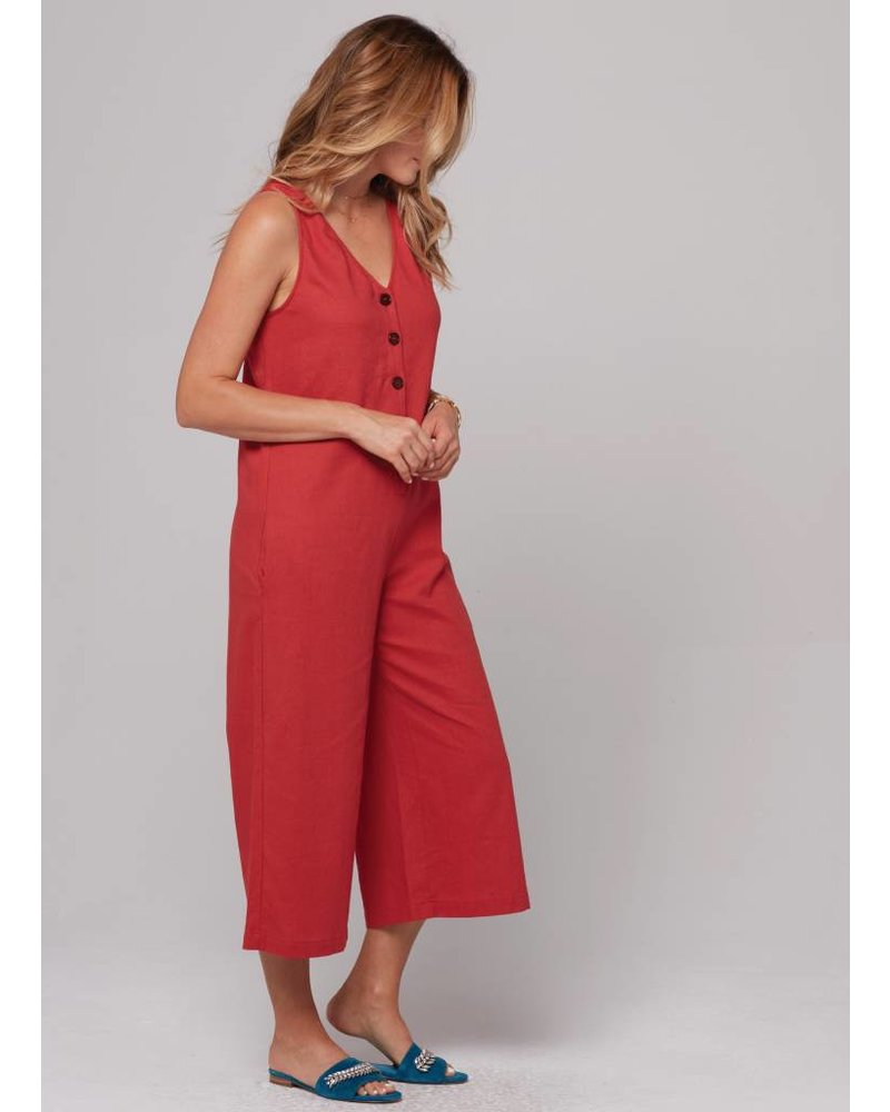 knot sisters knot sisters riley jumpsuit
