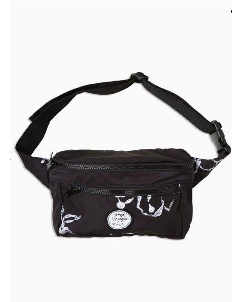 rvca rvca symbolize bum bag