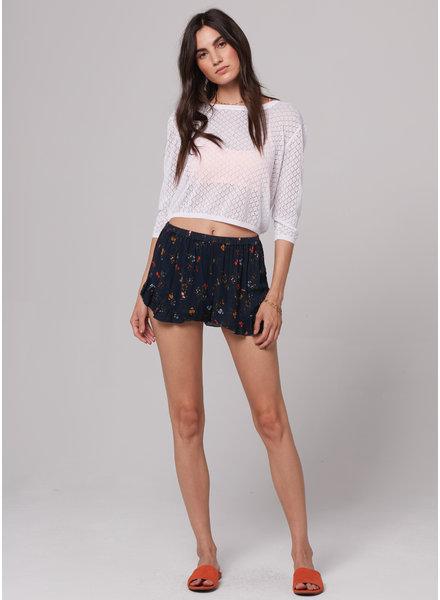 knot sisters lynda shorts