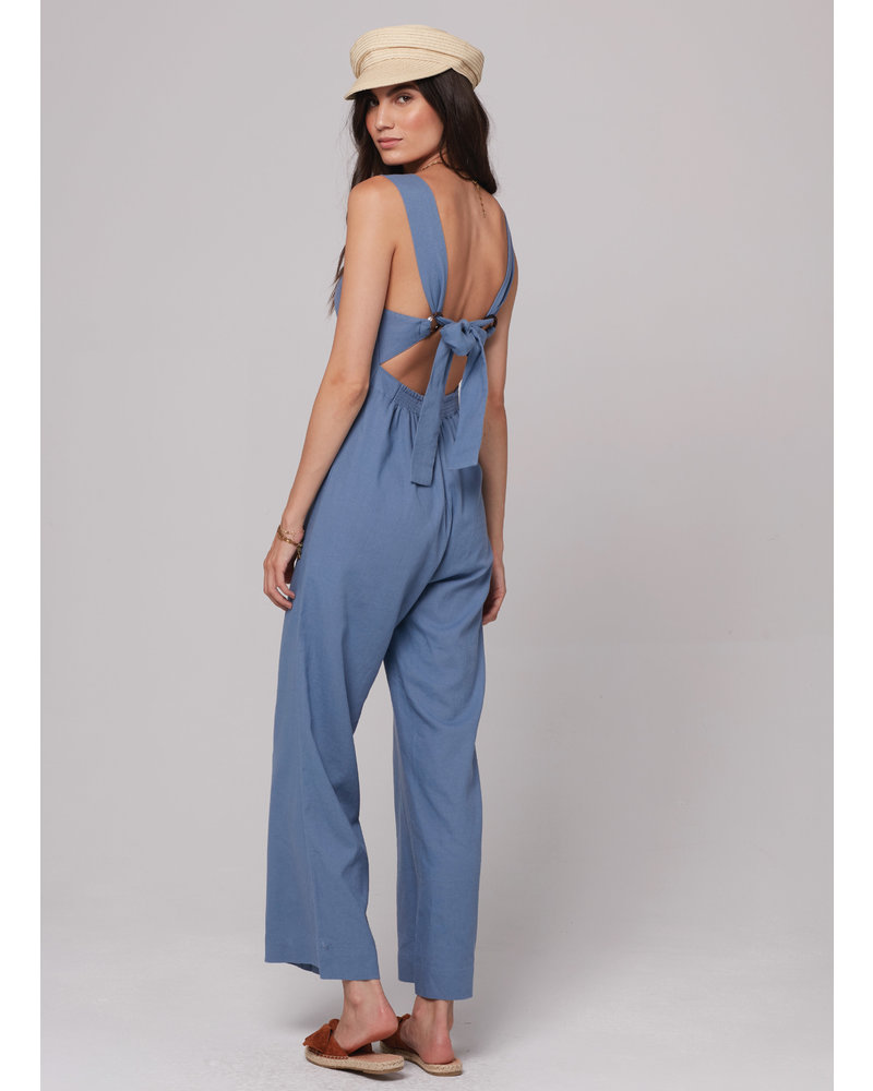 knot sisters knot sisters lana jumpsuit