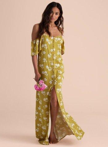 billabong shoulder sway dress